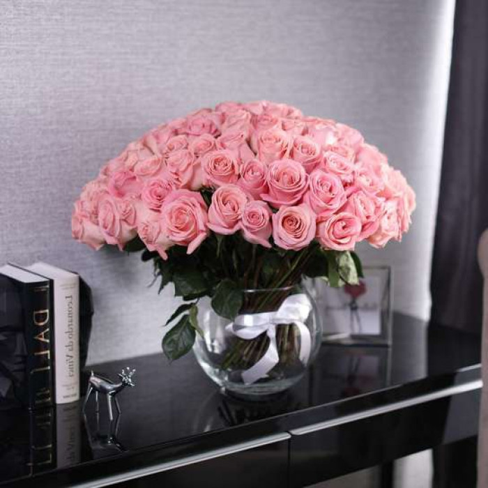 Buchet de trandafiri 50CM