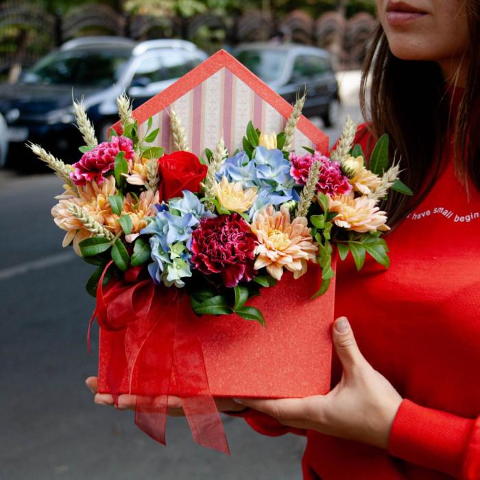 Aranjament din flori
