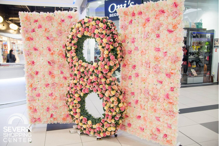 Photo corner trandafiri